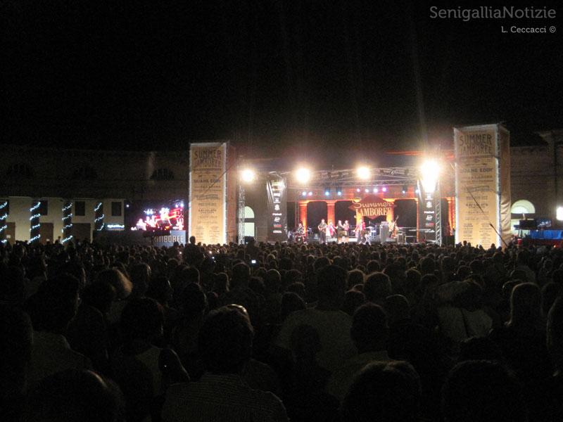 Foro Annonario pieno per il Summer Jamboree 2013