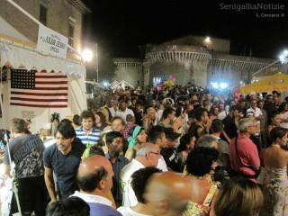 Sold out in Centro Storico a Senigallia per il Summer Jamboree