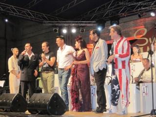 Il saluto di organizzatori, Sindaco e ospiti del Summer Jamboree 2013