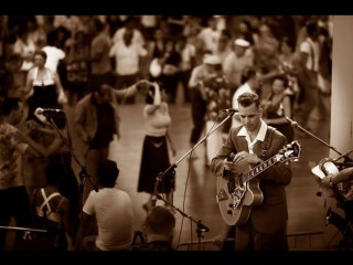 Concerti e musica live al Summer jamboree a Senigallia