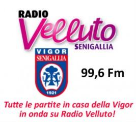 Radiocronache della Vigor Senigallia su Radio Velluto