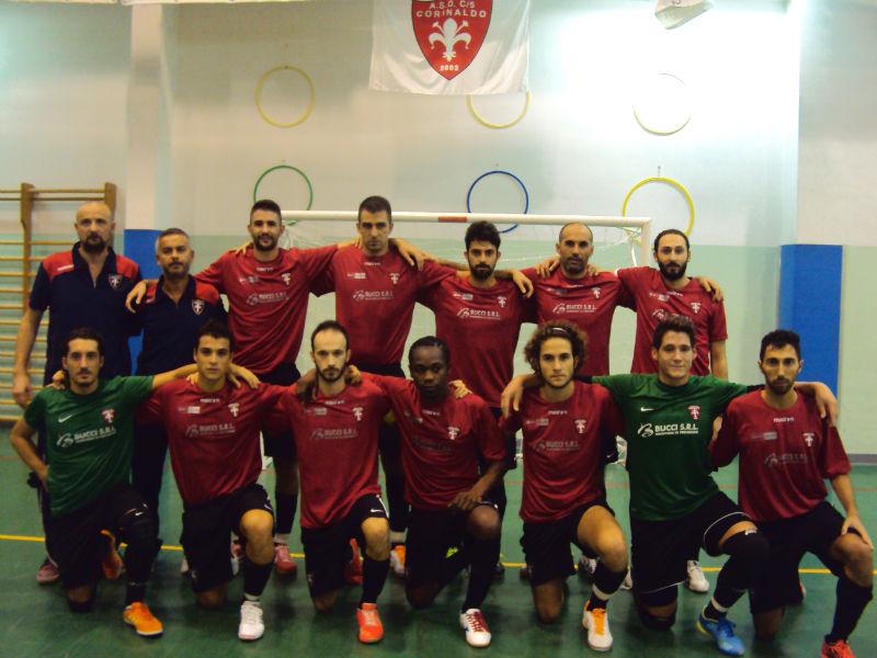 Corinaldo Calcio a 5 2013-14