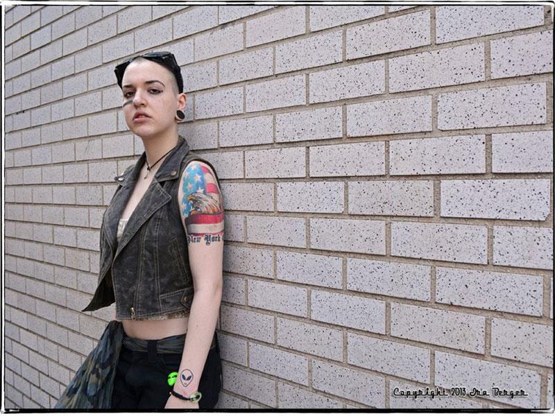 """Dionna Dal Monte ora vuole denunciare tutti  """"Persi 60.000 euro per un  tatuaggio"""" - Senigallia Notizie 2422c3eb904e"""