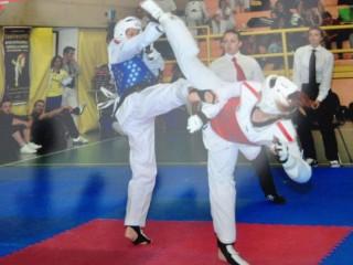 Annika Bulegato in azione