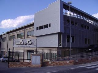 Calzaturificio A&G a Serra de' Conti