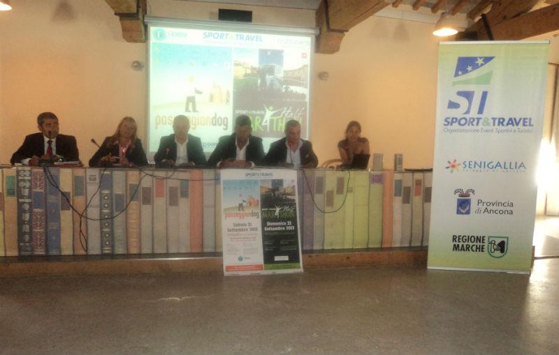 Presentazione delle iniziative rivolte ai cani (20-21-22 settembre 2013) alla Biblioteca Antonelliana