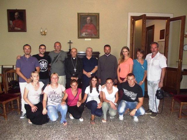 La collaborazione tra la Caritas serba della città di Šabac e quella di Senigallia