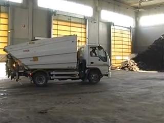 L'impianto di compostaggio di Corinaldo, di proprietà del Cir 33