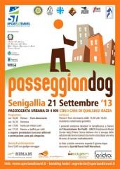 """""""Passeggiandog"""" il 21 settembre 2013 a Senigallia"""
