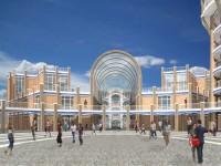 Il progetto della nuova Sacelit che sorgerà nell'area del porto di Senigallia