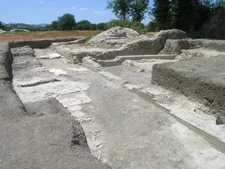 """Un'edificazione templare nella zona archeologica di Ostra Vetere """"Le Muracce"""""""