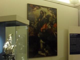 """""""La Madonna del Rosario"""" di Barocci alla Pinacoteca Diocesana"""