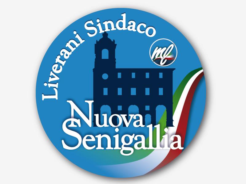 Il Logo della lista 'Nuova Senigallia'