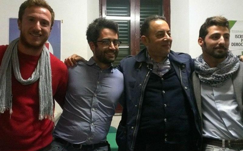 L'-incontro con l'On.Gianni Pittella