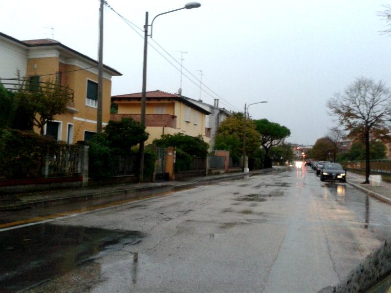 Pioggia e maltempo
