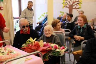 I 100 anni di Valentina a Morro d'Alba