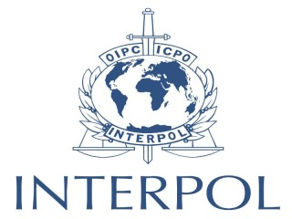 Logo dell'Interpol