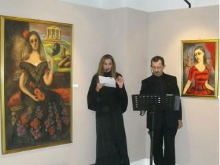 Recital di poesia al Museo Nori de' Nobili