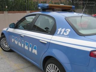 automobile Polizia Stradale, 113