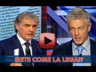 Byoblu interviene sui rimborsi elettorali: Morra da Giletti