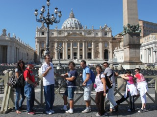 """Gita a Roma per i ragazzi del Centro Diurno """"Il Casolare"""""""