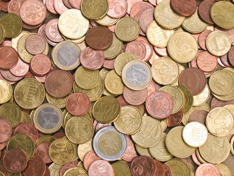 euro, monete, centesimi, eurocent,soldi