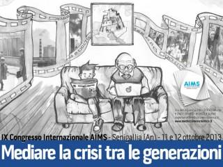 Locandina del convegno dell'Aims a Senigallia