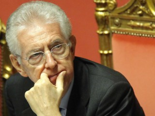 Mario Monti (foto tratta da rifondazione.it)
