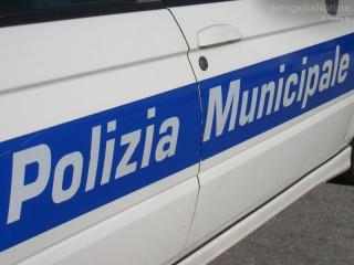 Polizia Municipale a Senigallia