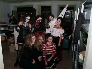 Halloween - La festa delle streghe 2013 a Corinaldo