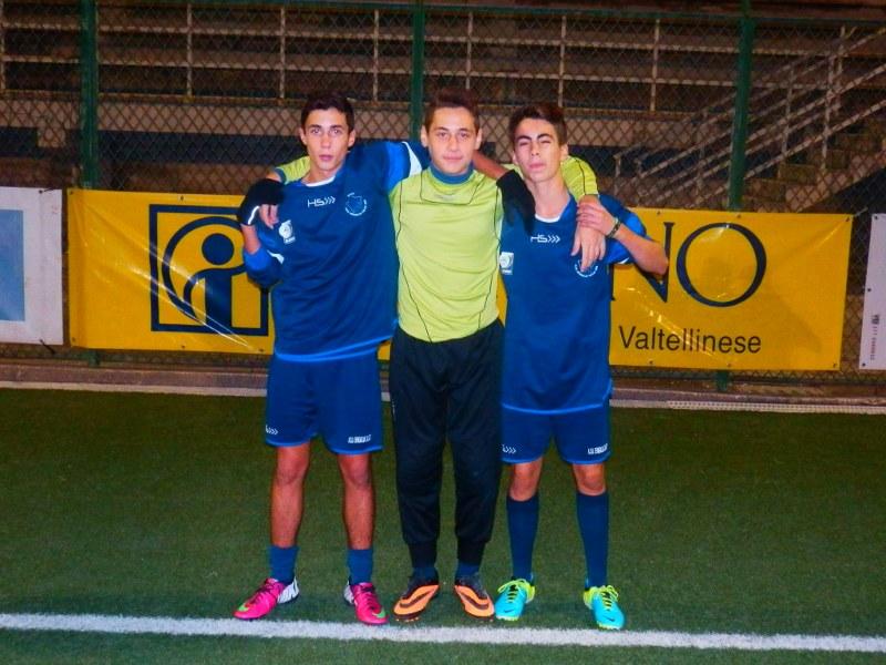 Santoni, Piaggesi, Breccia: convocati per Udinese Academy