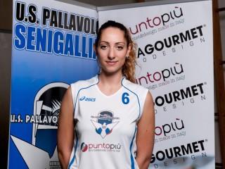 Serena Masciarelli - US Pallavolo Senigallia