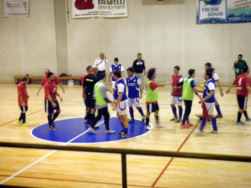 Coppa Marche - Casine vs Morro d'Alba