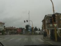 Il semaforo deviato di 90°