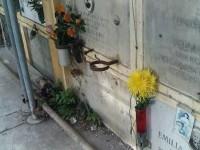 Incuria nella parte vecchia del cimitero di Senigallia