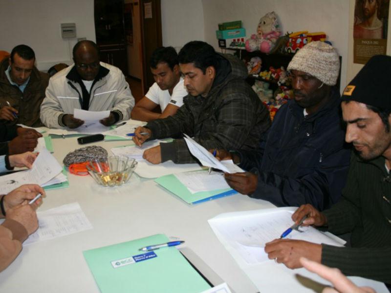 Corso di lettura per stranieri
