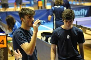 Tennistavolo Senigallia 2013-14, giocatori
