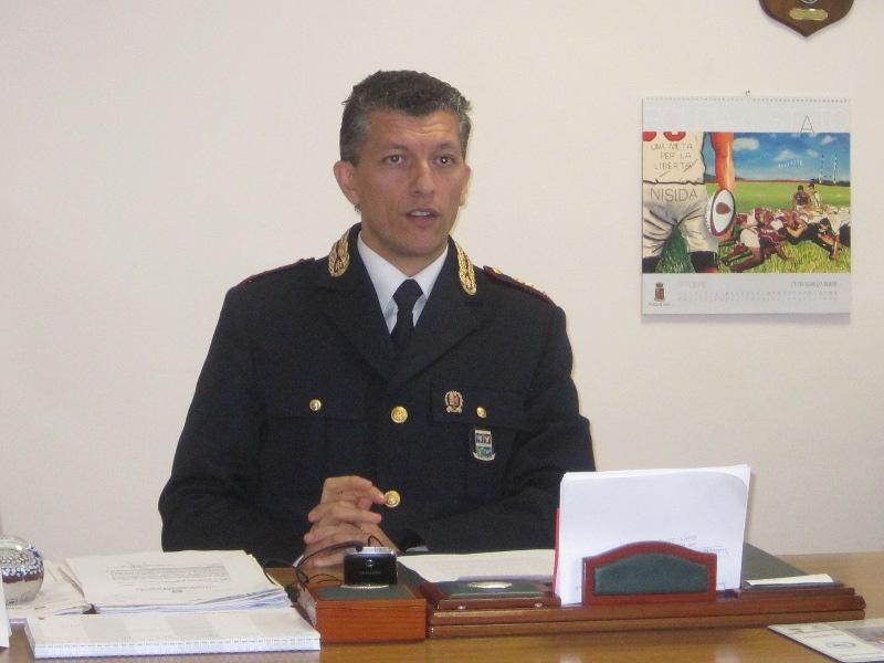 Il Commissario Agostino Licari