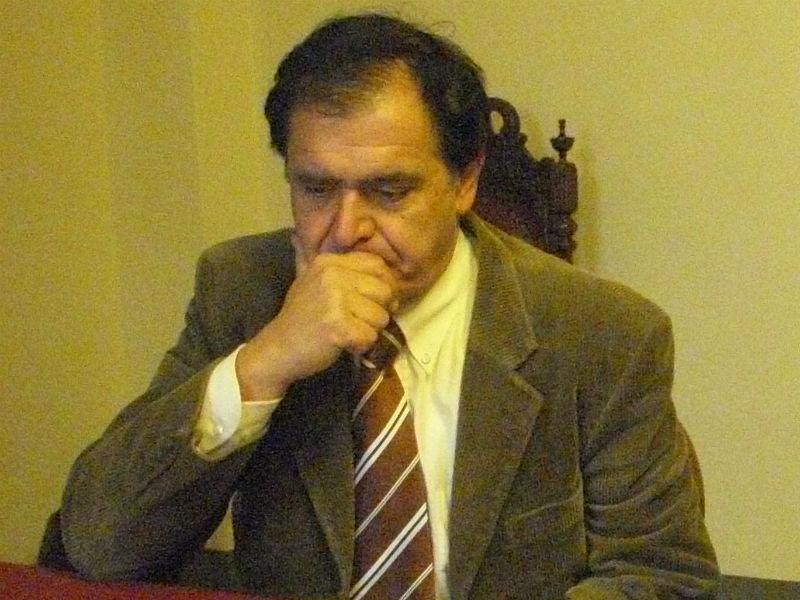 Daniele Sordoni, preside del Corinaldesi