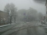 Prima neve a Ostra