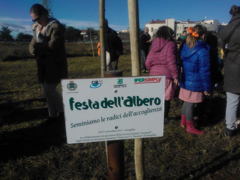 Festa dell'Albero 2013 a Senigallia