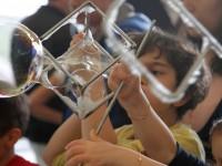 Fosforo: esperimenti con le bolle