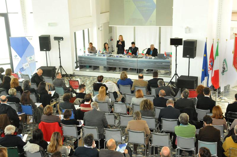 Incontro alla rotonda di Senigallia tra enti e istituzioni di Marche e Croazia