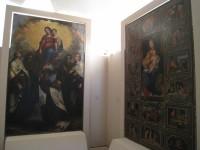 """Esposizione di opere / mostra """"Sotto un'altra luce. Antologia di opere restaurate dal territorio"""""""