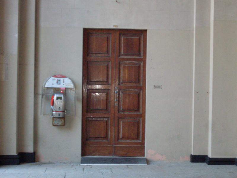 Sala consiglieri del Comune di Senigallia