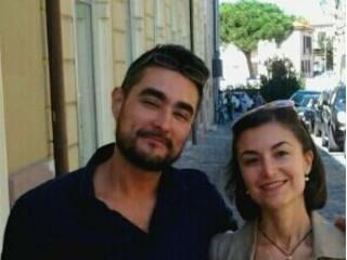 Maurizio Perini e Francesca Francesconi