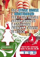 GDA Stock House apertura domenicale natale 2013