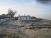 Difesa costiera: il tratto di spiaggia al Ciarnin di Senigallia