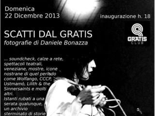 Mostra al Gratis di Daniele Bonazza