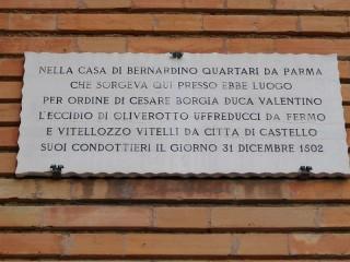 """Straga del """"Valentino"""", targa a Senigallia"""